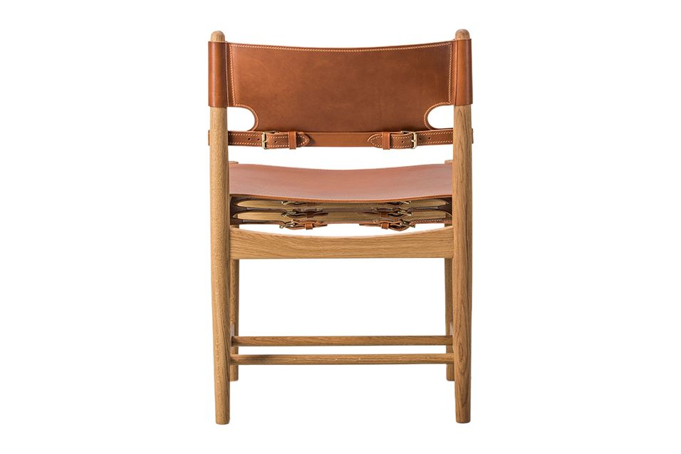 Oak Soap, Natural Leather,Fredericia,Dining Chairs,chair,furniture
