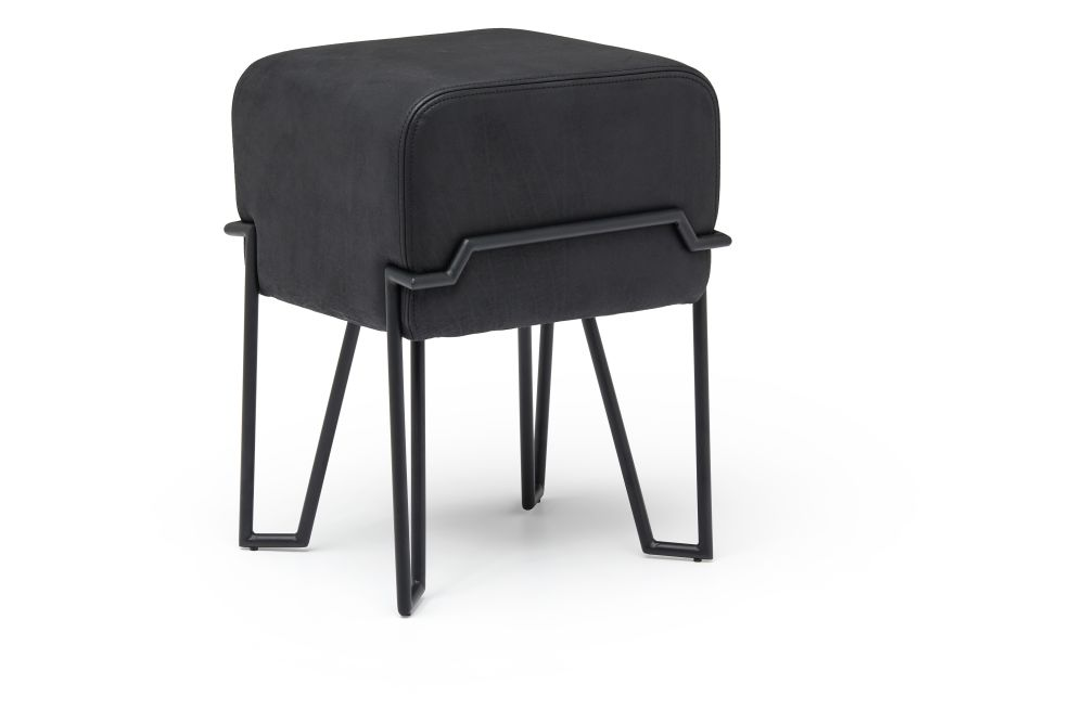 Black Felt,PUIK,Stools,barbecue grill,chair,furniture,outdoor grill