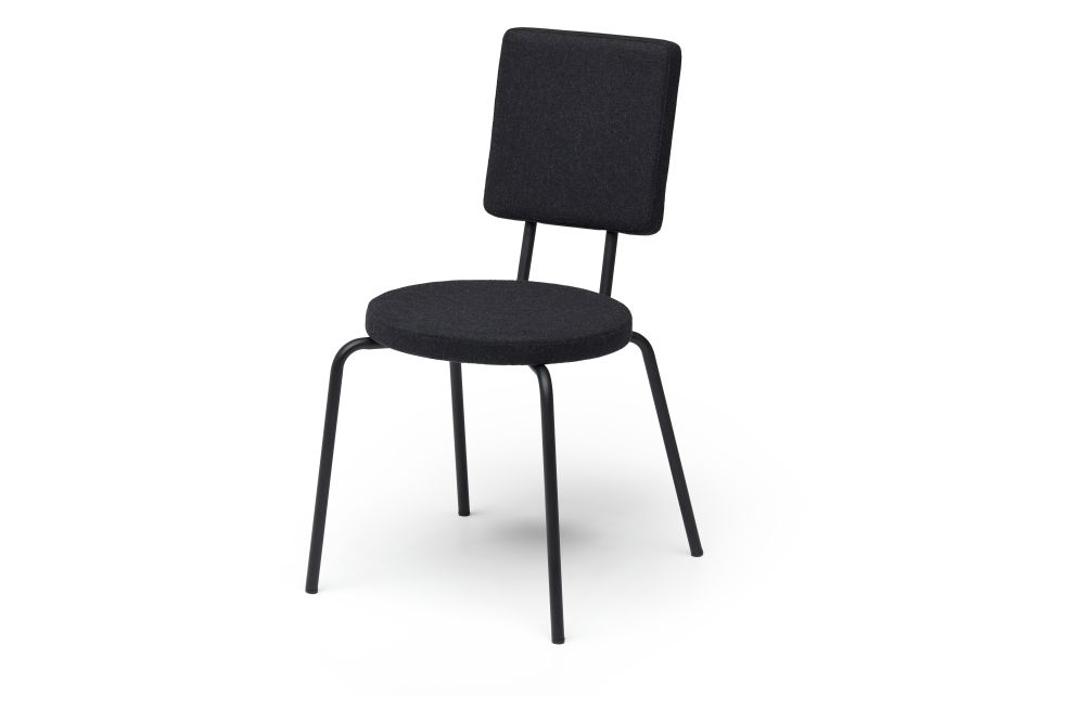 Black,PUIK,Dining Chairs,chair,furniture