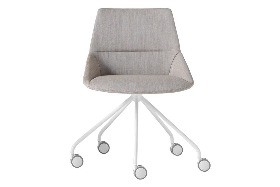Pricegrp. c1, Colour W01-White,Inclass,Conference Chairs,chair,furniture,product,white