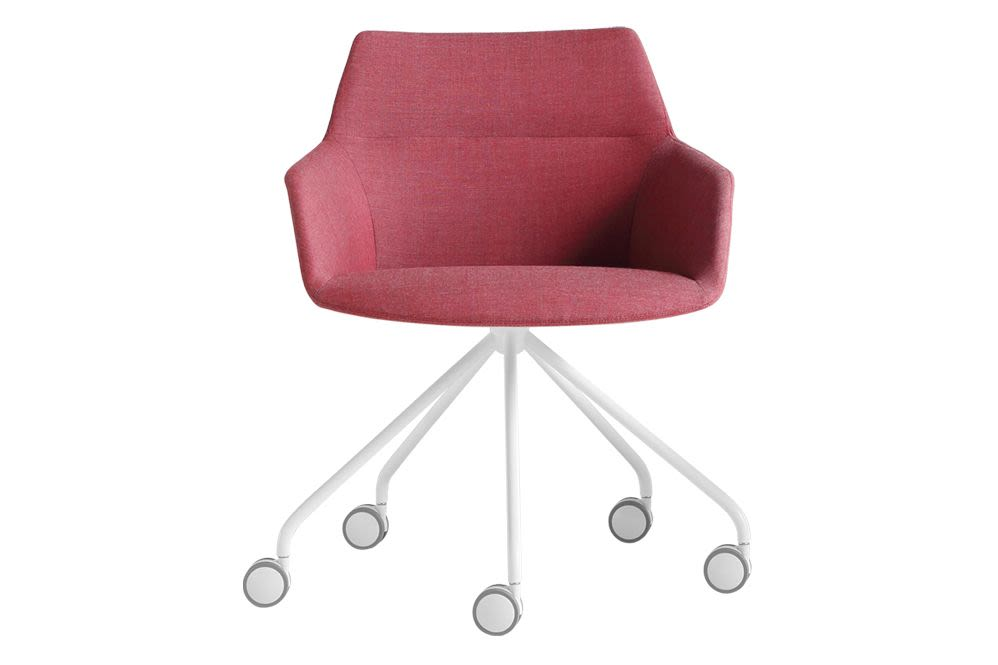 Pricegrp. c1, Colour W01-White,Inclass,Conference Chairs,chair,furniture,office chair,pink,product