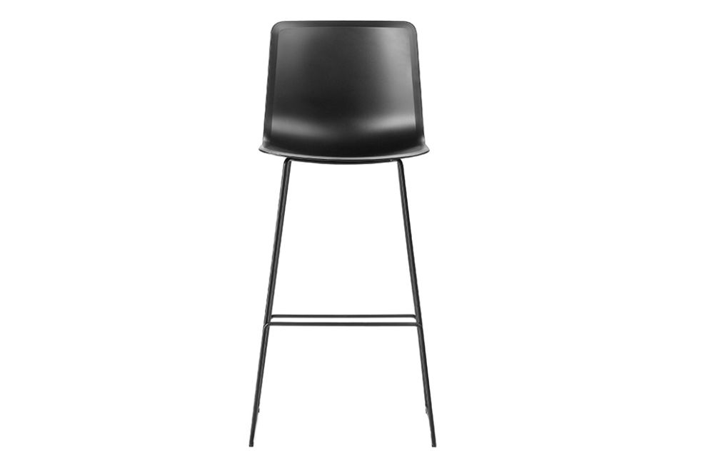 Pato Sledge Stool, Bar and Counter Height by Fredericia