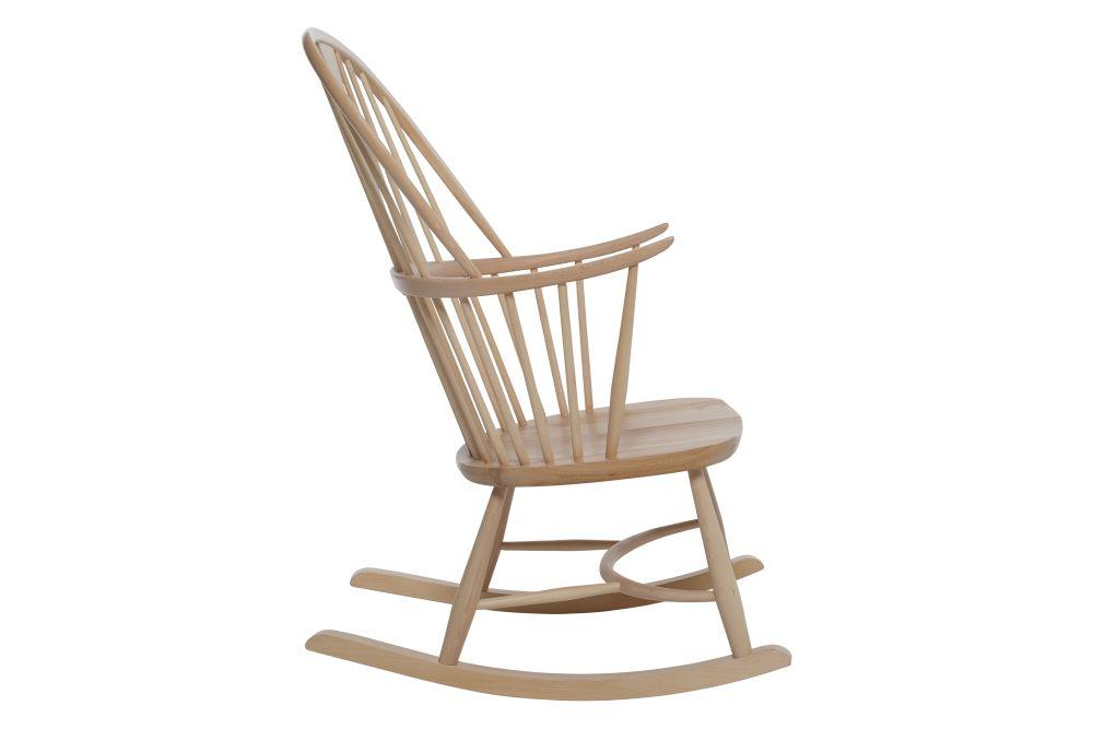 Black - BK,Ercol,Seating,chair,furniture,rocking chair