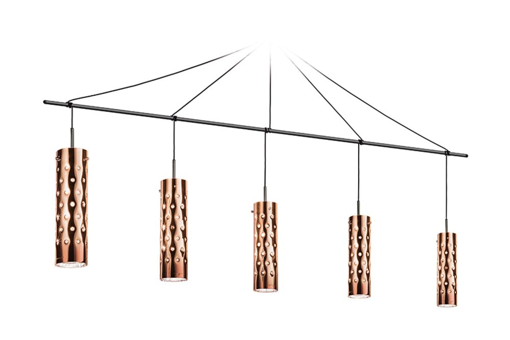 Dimple Copper,Slamp,Pendant Lights,canopy