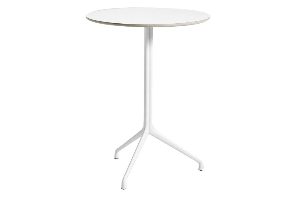 Laminate White / Laminate White,Hay,High Tables,end table,furniture,outdoor table,table