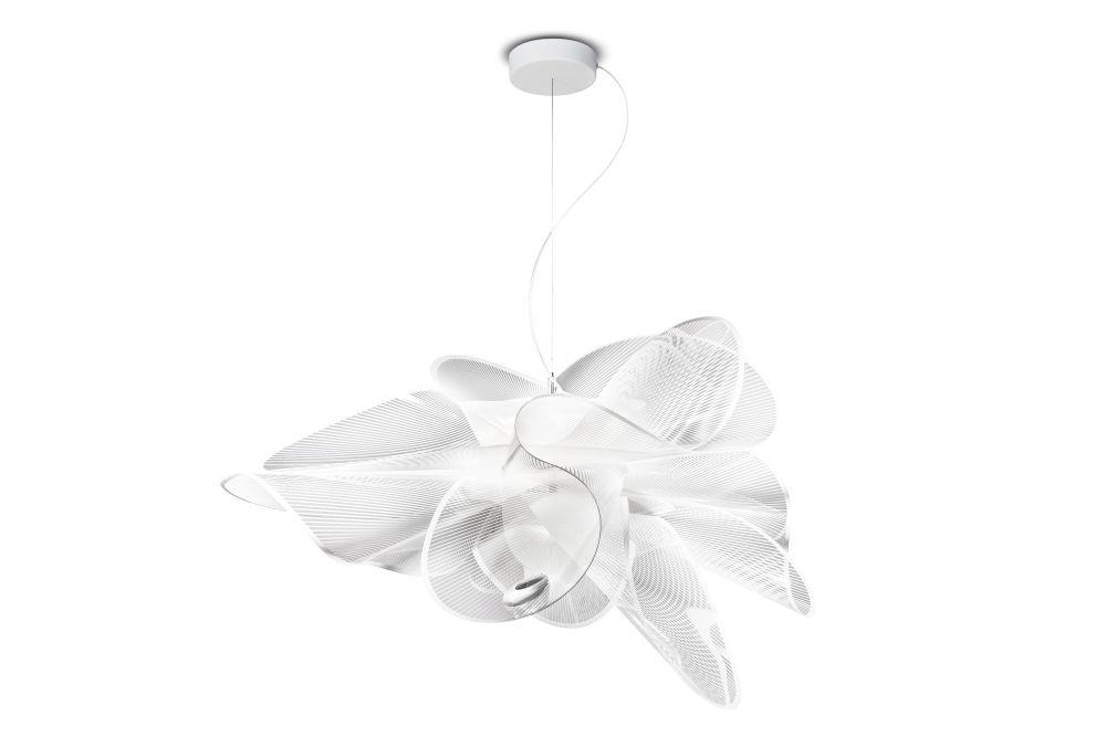 W90 x H55,Slamp,Pendant Lights,baby toys,ceiling,petal,white