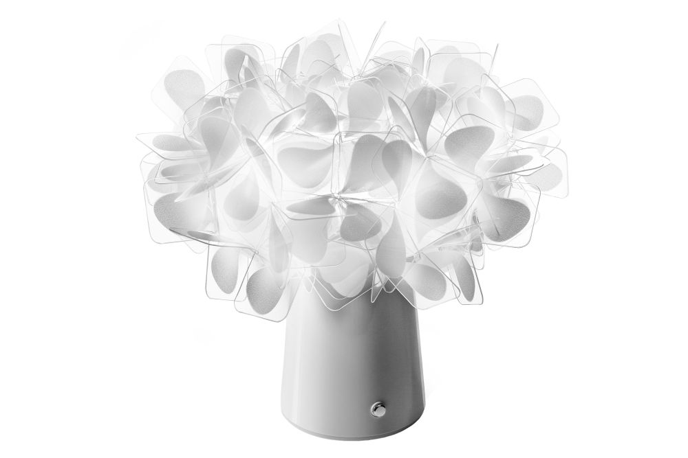 Clizia Fume, No,Slamp,Table Lamps,white