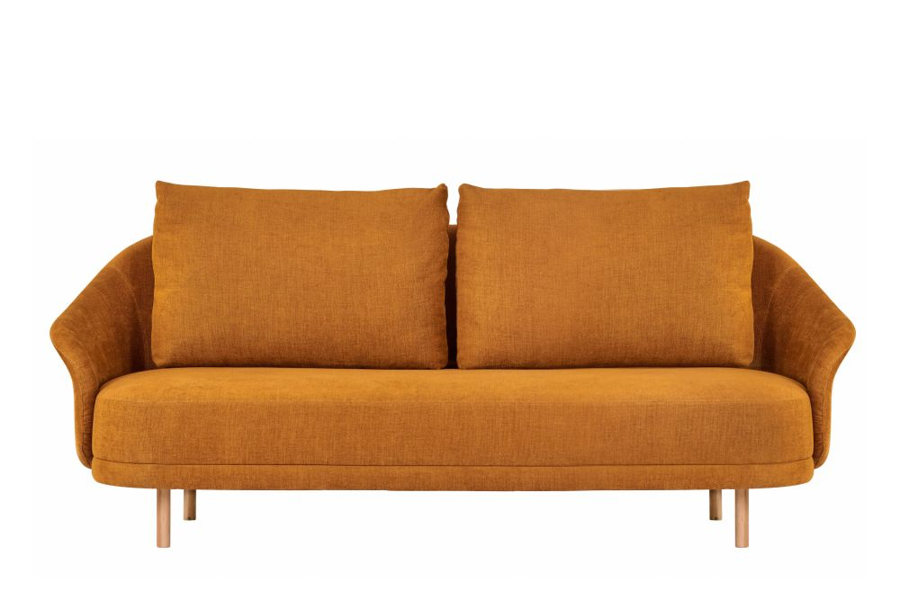 comfort,couch,furniture,orange,outdoor sofa,sofa bed,studio couch