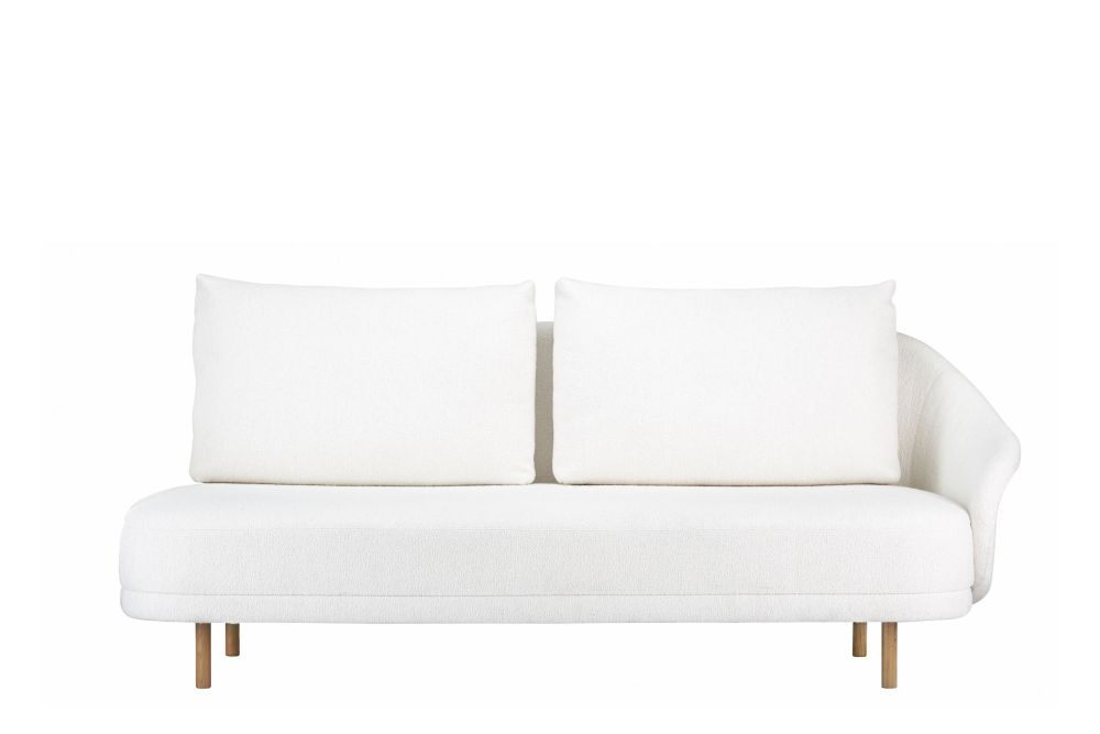 New Wave Open-End Sofa by NORR11