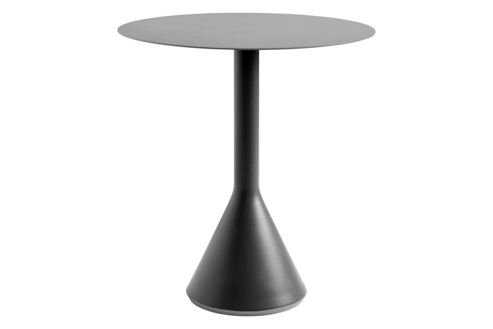 Palissade Cone Round Dining Table by Hay