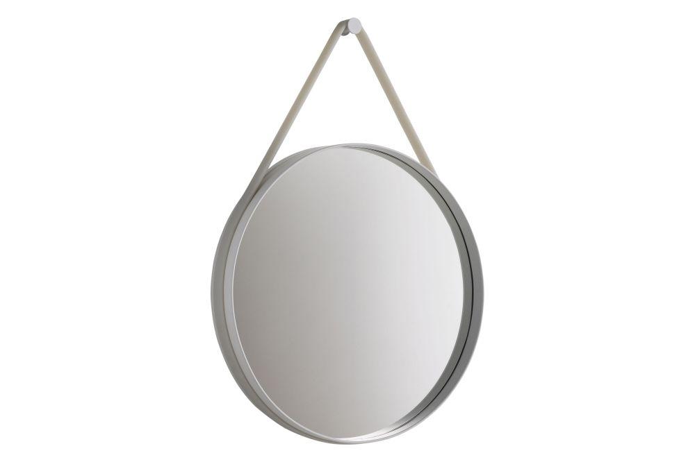 Strap Mirror by Hay