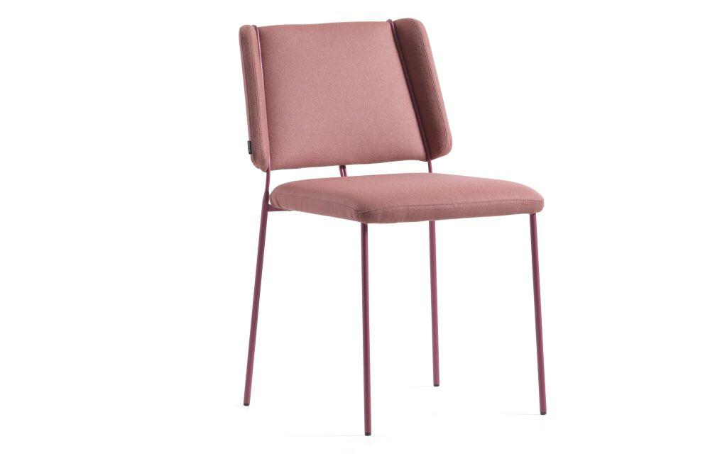 Frankie-XL-08-46 Chair Four Legs Base by Johanson