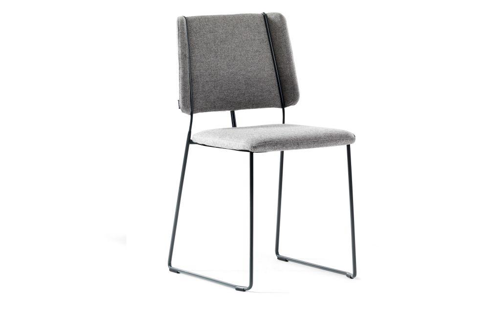 Frankie-09-46 Chair Sled Base by Johanson