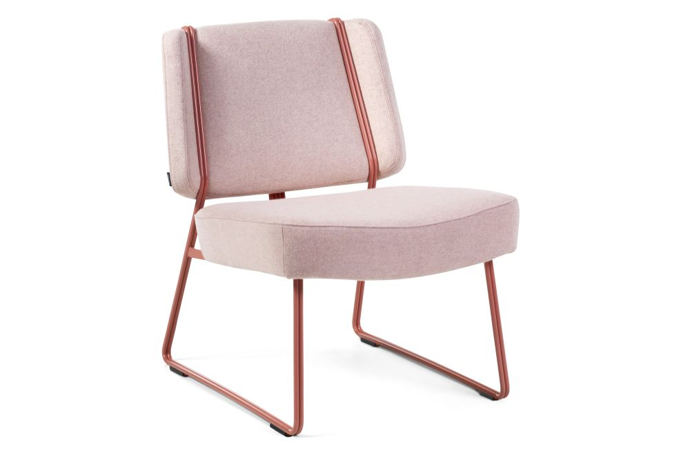 Pricegrp. PG0, Chrome,Johanson,Breakout Lounge & Armchairs,chair,furniture,pink,product