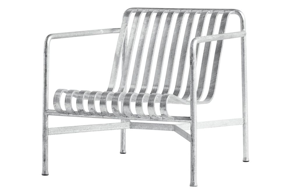 Palissade Low Lounge Chair by Hay