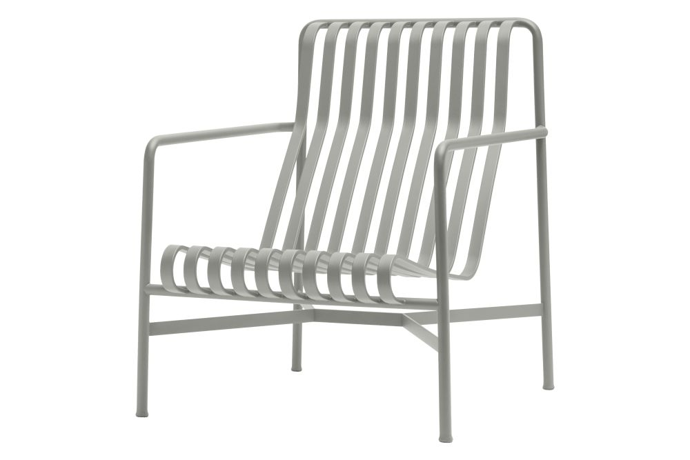 Palissade High Lounge Chair by Hay