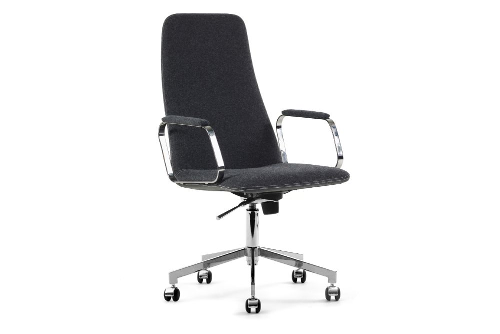 Pricegrp. PG0, Black,Johanson,Task Chairs,chair,furniture,line,office chair