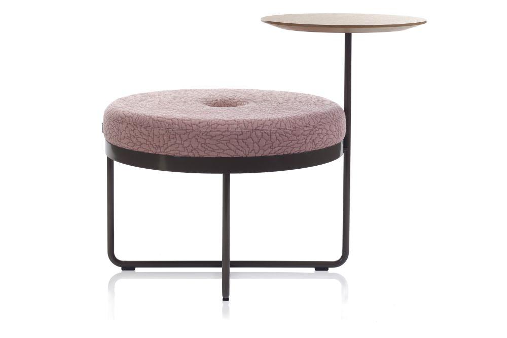 Pricegrp. PG0, Black, White laminate,Johanson,Breakout Poufs & Ottomans,bar stool,furniture,stool,table