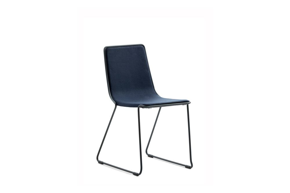 Speed-09-46 Chair Sled Base by Johanson