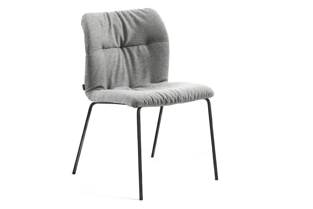 Haddoc-Oyster-08-46 Chair Four Legs Base by Johanson