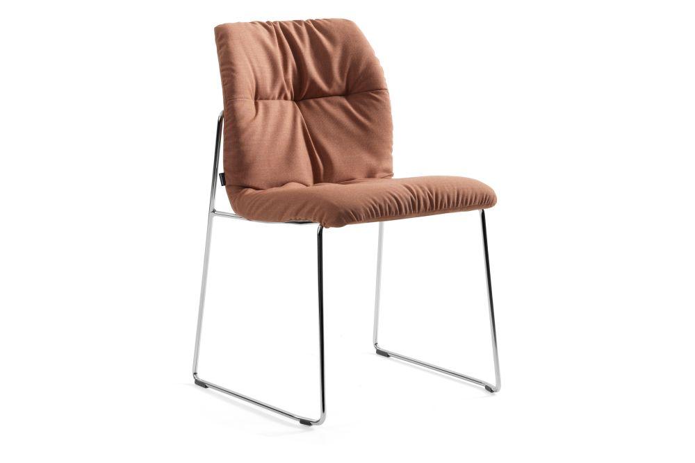 Haddoc-Shell-09-46 Chair Sled Base by Johanson