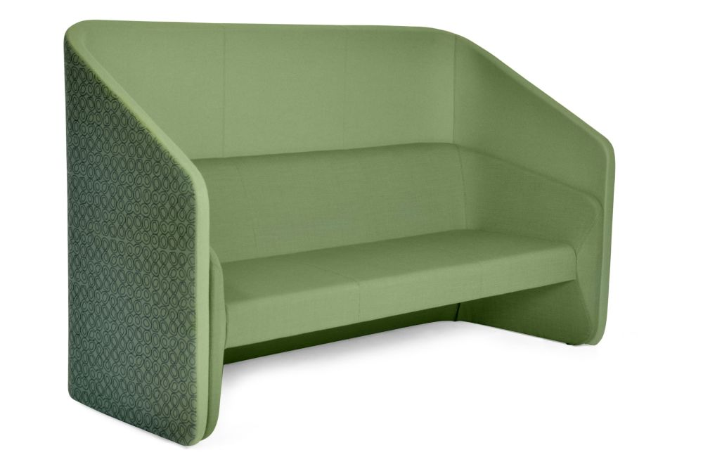 Race Sofa 3 Seater with Screen by Johanson
