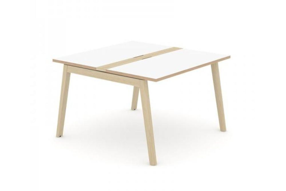 Nova Wood Square Meeting Table by Narbutas