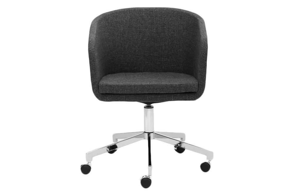 Pricegrp. PG0, Black,Johanson,Breakout Lounge & Armchairs,armrest,black,chair,furniture,line,material property,office chair