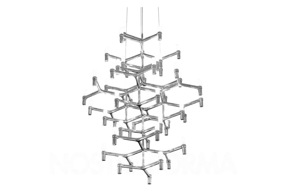 Crown Summa Chandelier by Nemo Lighting