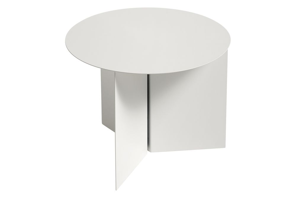 Metal White,Hay,Coffee & Side Tables,coffee table,end table,furniture,outdoor table,table