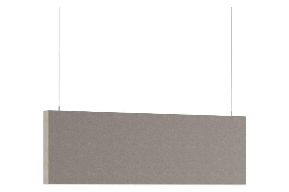 Pricegrp. Blazer, 240w x 50h,Glimakra of Sweden,Acoustic Panels,beige,rectangle