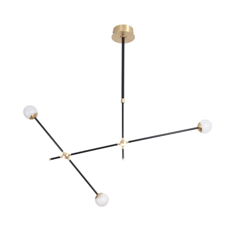 Bullarum ST-3-300-BB/BB,Intueri Light,Chandeliers,ceiling,ceiling fixture,light fixture,lighting