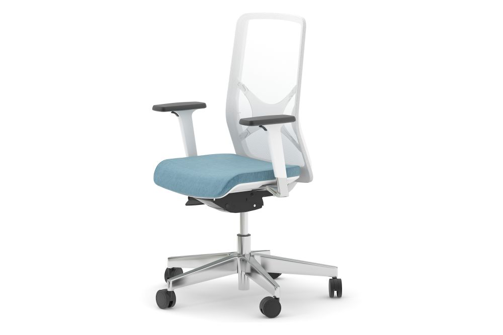 Bondai GE3, Mesh Micro MM1, Black plastic, Not Slide Seat,Narbutas,Task Chairs,chair,furniture,line,office chair,product