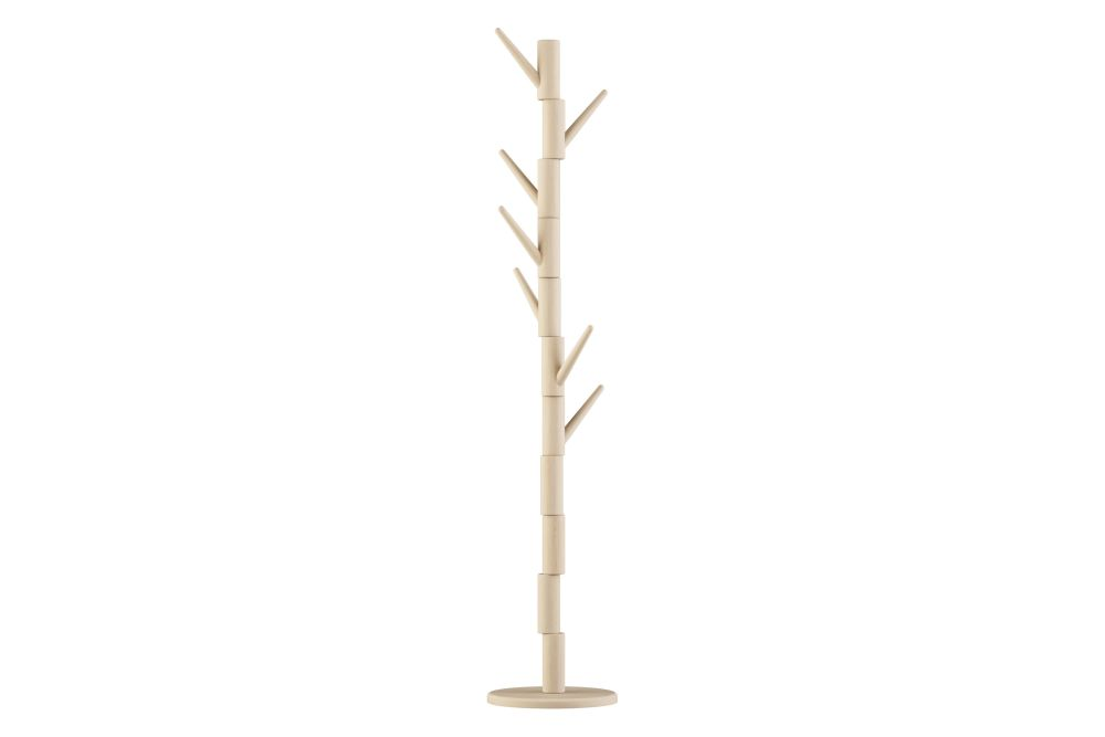 Metal Foot White, Beech,Glimakra of Sweden,Coat Stands,branch,grass family,plant,plant stem,tree,twig