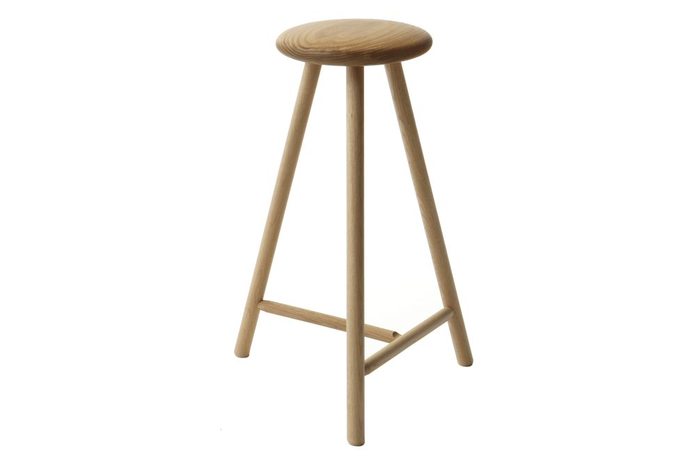 Oak Natural Oil,Nikari,Stools,bar stool,furniture,stool