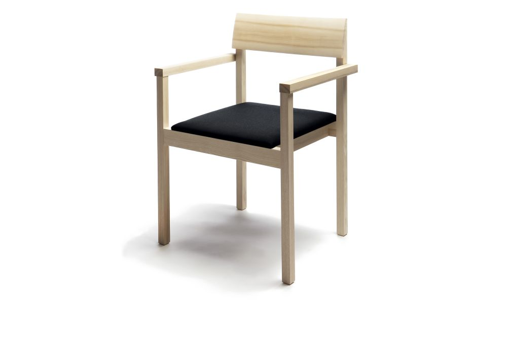 Arkitecture Lounge Chair with Arms by Nikari