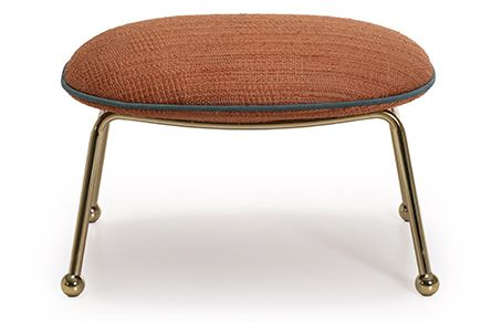 Round Ottoman by Lagranja Collection