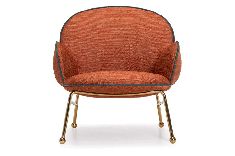 Round Armchair by Lagranja Collection
