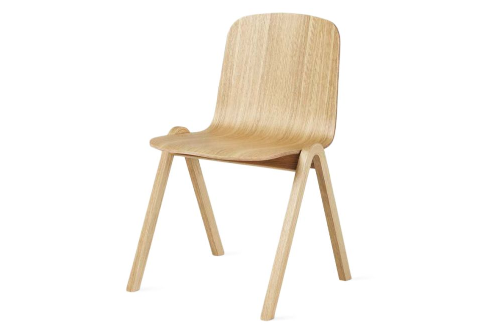 Oak Clear Lacquer,Icons Of Denmark,Breakout & Cafe Chairs,beige,chair,furniture,wood