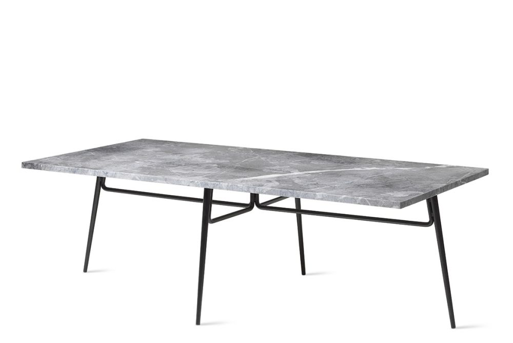 White Carrara,Icons Of Denmark,Coffee & Side Tables,coffee table,furniture,outdoor table,rectangle,table