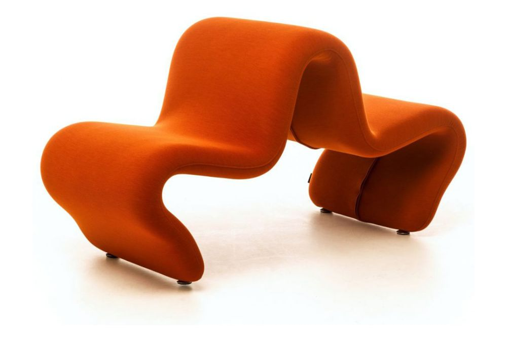 Uniform Melange Aloe 90,La Cividina,Breakout Lounge & Armchairs,chair,furniture,orange