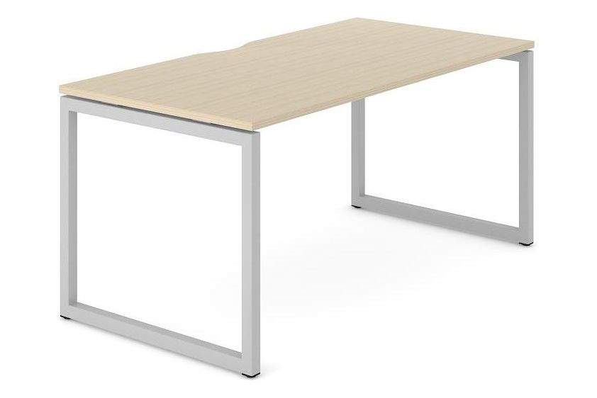 N Light Grey, A Black Metal, 140 x 60 x 74,Narbutas,Office Tables & Desks,desk,end table,furniture,outdoor table,rectangle,table