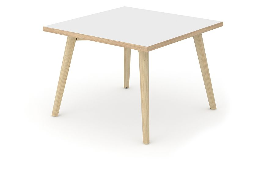 M1 White, A Black Metal,Narbutas,Coffee & Side Tables,coffee table,desk,end table,furniture,outdoor furniture,outdoor table,plywood,rectangle,table
