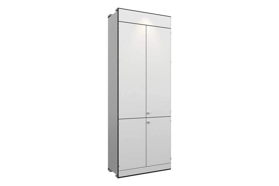 Signature Storagewall Split Door Module - Large MFC 3,Spacestor,Lockers,furniture