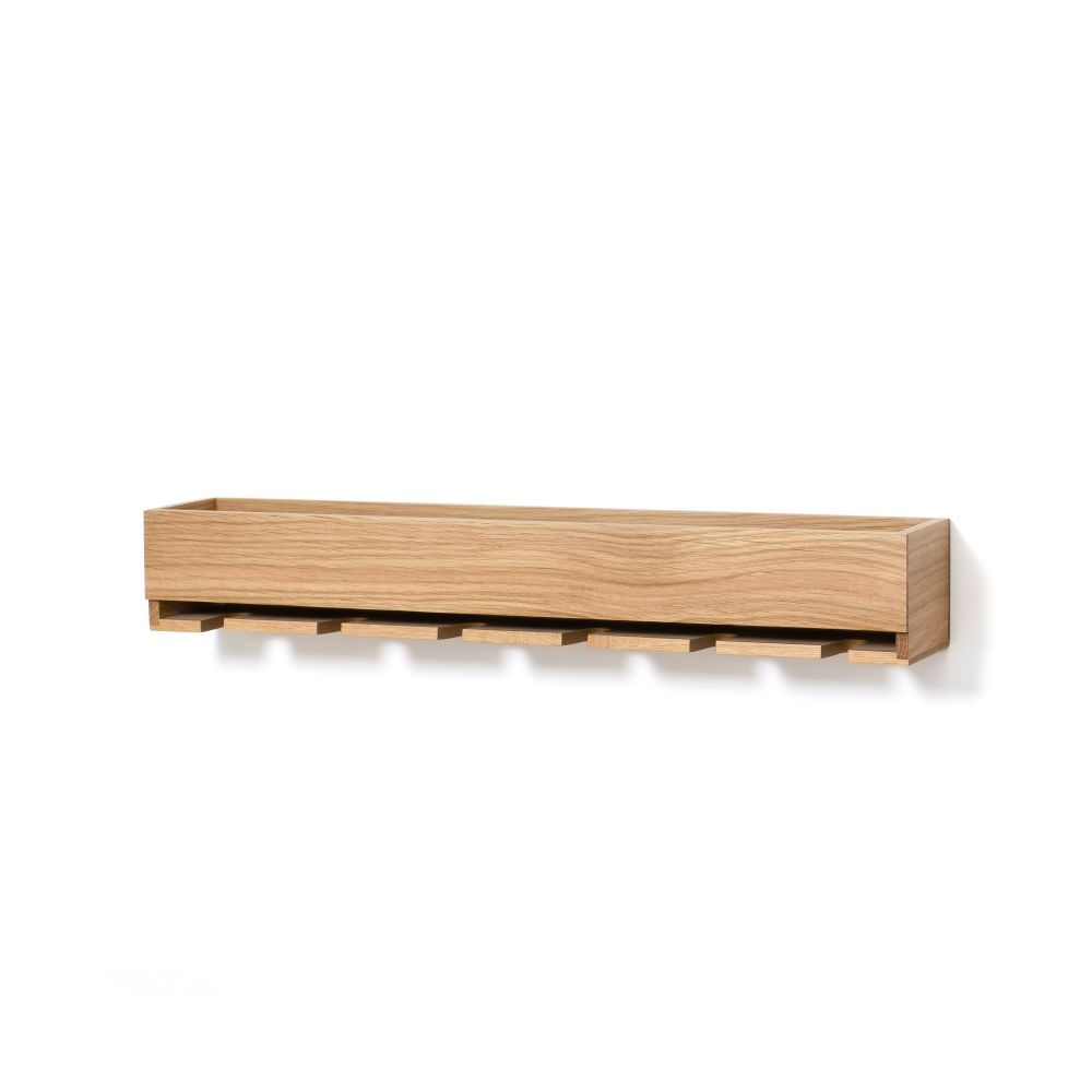 Glass Holder Shelf,Wireworks,Kitchen & Dining,furniture,hardwood,rectangle,shelf,table,wood