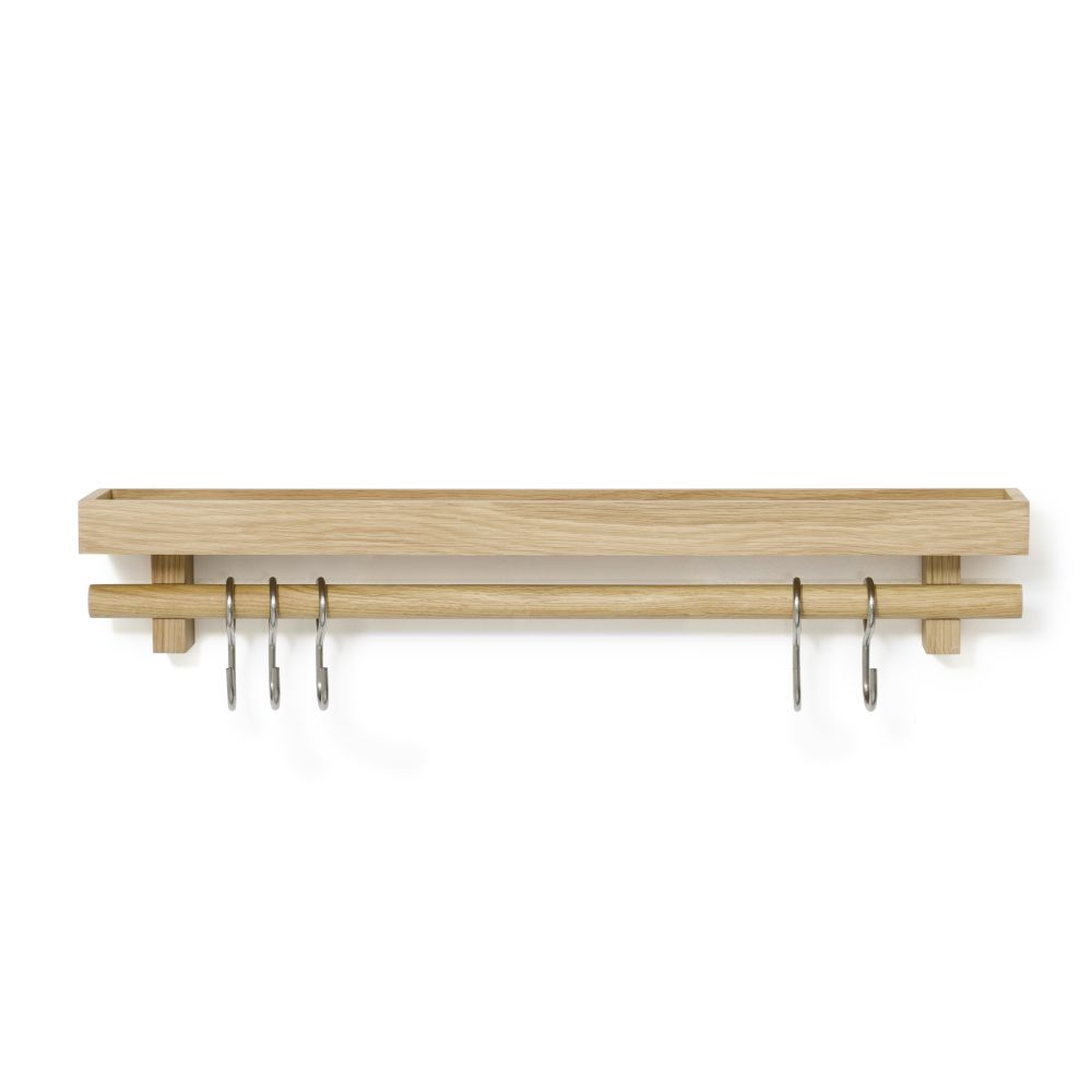 Utensils Rail Shelf by Wireworks