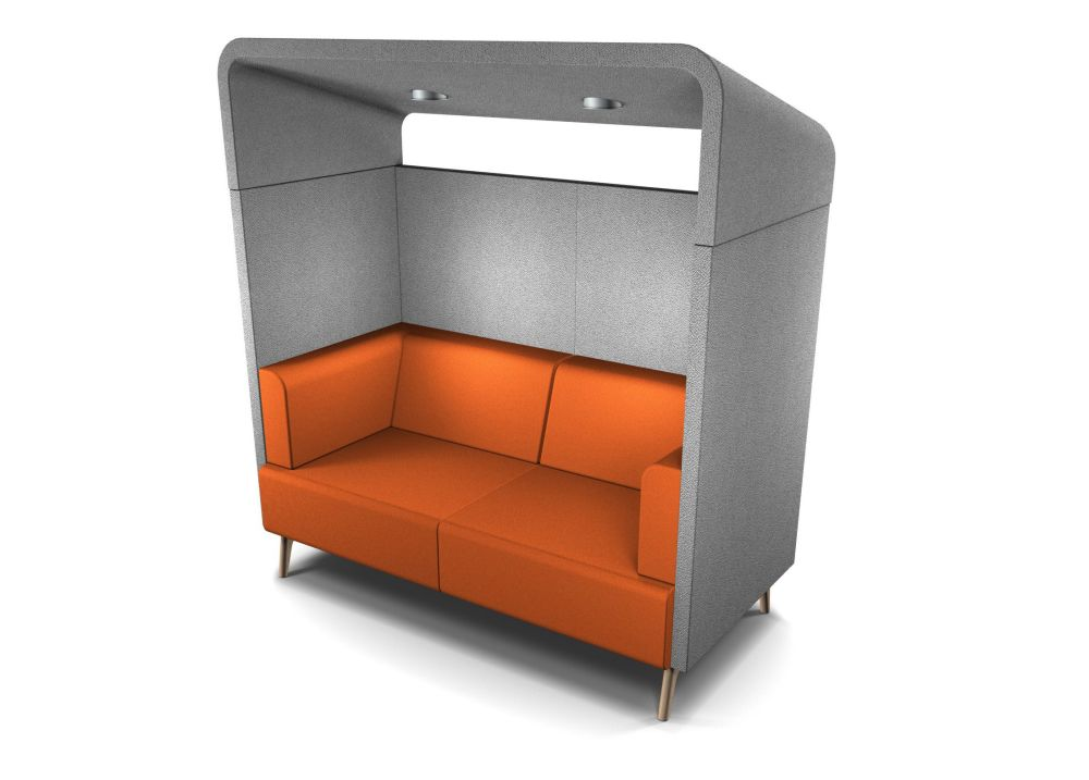 Pricegrp. 3, Polished Aluminum,Connection,Acoustic Furniture,furniture,nightstand,orange,product,shelf