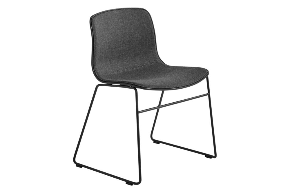 Fabric Group 1, Plastic White, Metal Stainless Steel,Hay,Dining Chairs,chair,furniture
