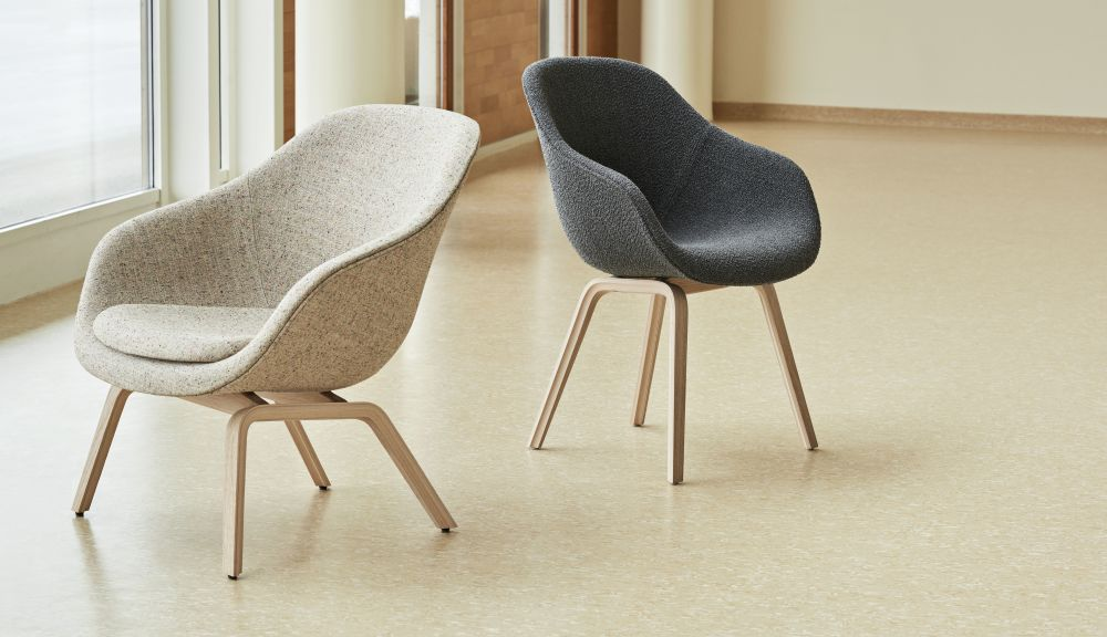 Excellent Aal 83 Lounge Chair From Hay Ibusinesslaw Wood Chair Design Ideas Ibusinesslaworg