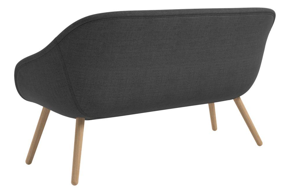AAL Sofa - Fixed Seat Cushion by Hay
